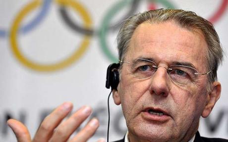 IOC chief sees 'extraordinary' progress in Sochi Olympic preparations (RIA NOVOSTI)