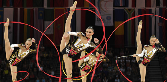 FIG Rhythmic Gymnastics World Cup Deriugina Cup 2012  Kiev