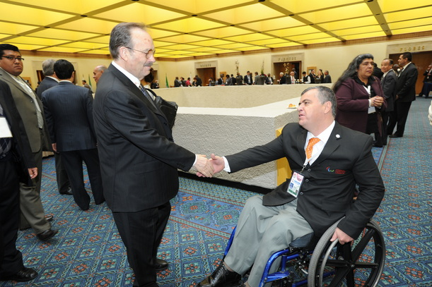 Parapan American Games Mandatory for Pan American Hosts