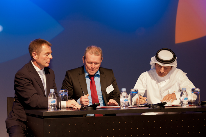 The ICSS signs MoU with Germany's Institute for Fan Culture