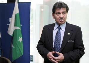 Faisal Saleh Hayat attended AFC Executive Committee meeting