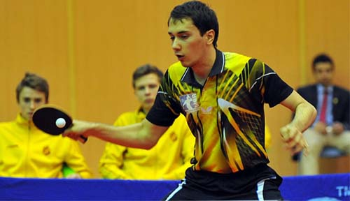 New Names on ITTF Junior Circuit Roll of Honour