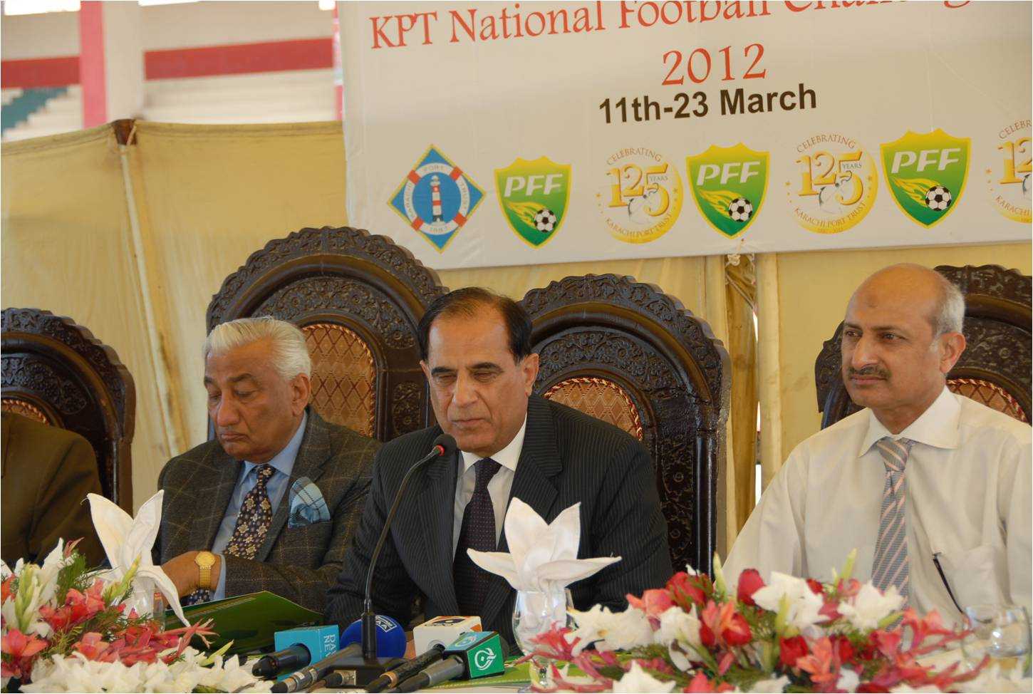 KPT National Football Challenge Cup Draws has announced by General Secretary