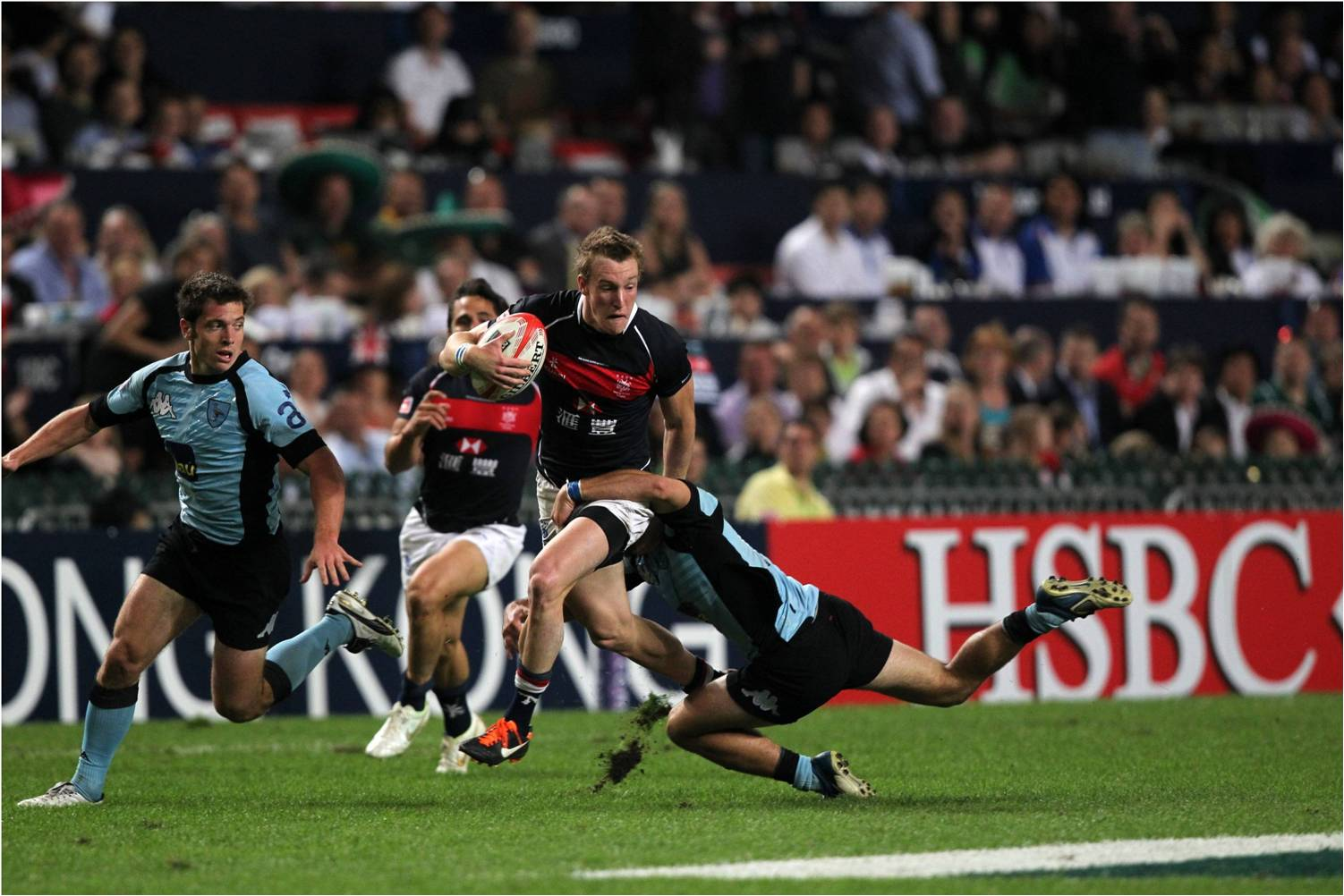Glorious Fiji win Hong Kong Sevens as three book core status on 2012/13 Series