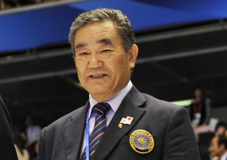 Japan Gymnastics Association: PRESTIGIOUS NOMINATION