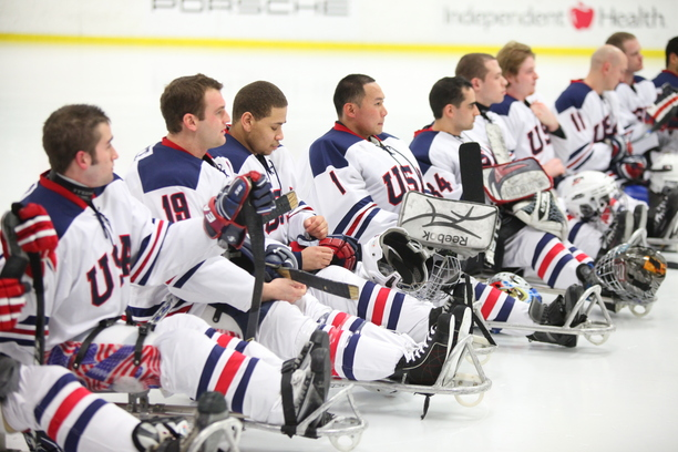 USA Wins Gold and Canada Captures Bronze at IPC Ice Sledge Hockey World Championships