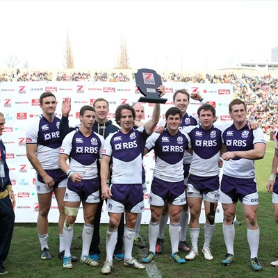 IRB confirms pool draw for Glasgow Sevens