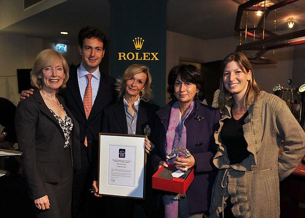 Best Press Office Award 2012 Jumping Verona