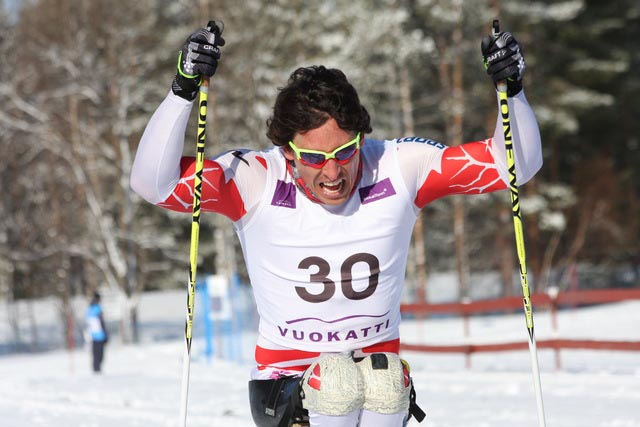 Russian Nordic Skier Polukhin Voted March's IPC Athlete of the Month