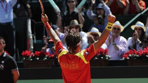 Davis Cup quarters draw to a dramatic close