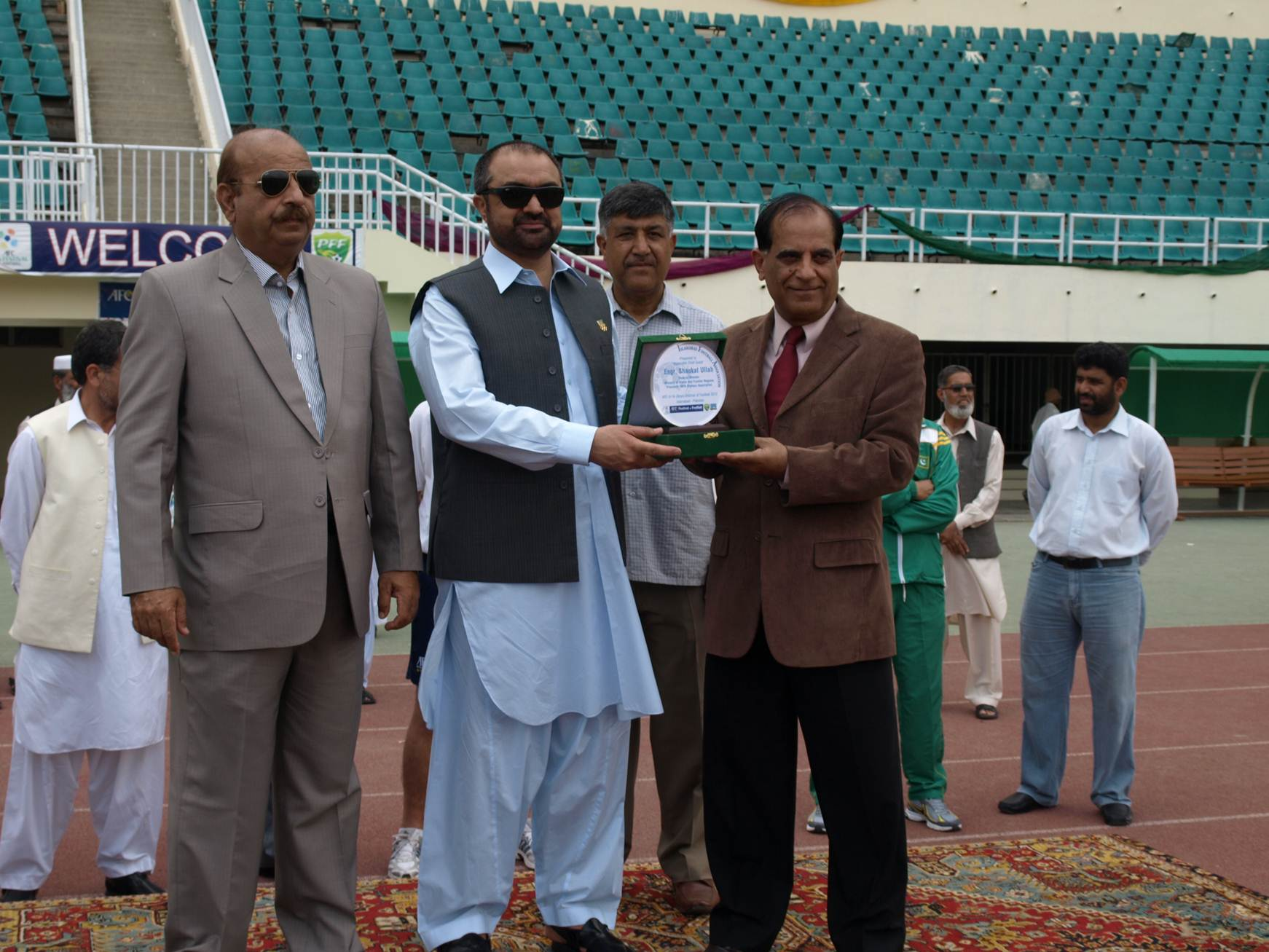 The curtains have been dropped on the AFC U14 Festival of Football in Islamabad