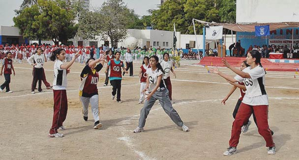ASC Girls Netball Coaching, Development & Tournament Program