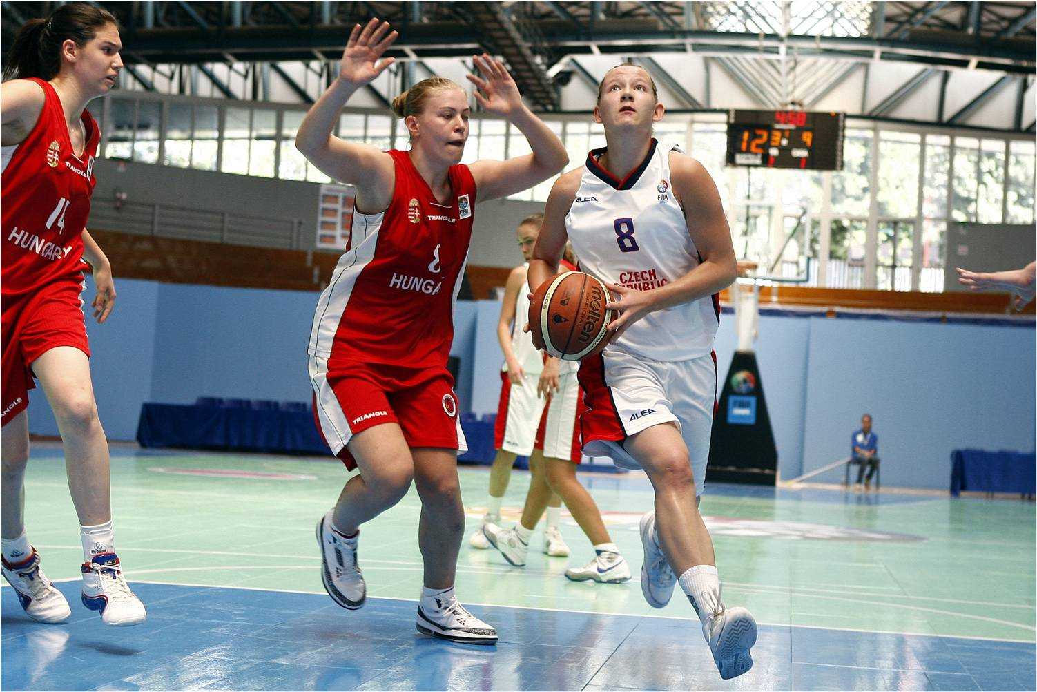 FIBA Europe Opposes Violence in Basketball