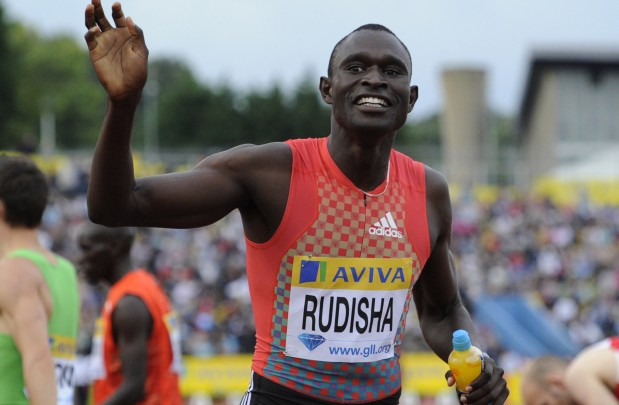 Rudisha ready to rule again in the Samsung Diamond League – ONE MONTH TO GO