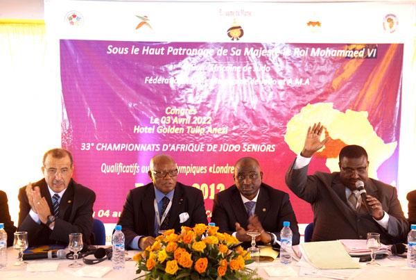 African Judo Union Congress
