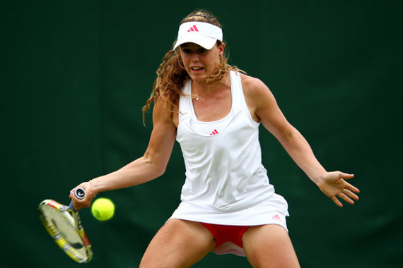 First two entries confirmed for 2012 Olympic Tennis Event