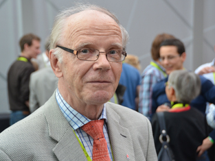 ECSS awards Prof. Paavo Komi to become first ECSS Patron