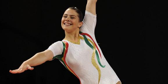 FIG Aerobic Gymnastics World Cup B, Dress rehearsal for Aerobic Worlds at Azores