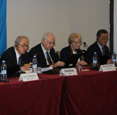 FIG Executive Committee Ordinary Meeting at St Petersburg