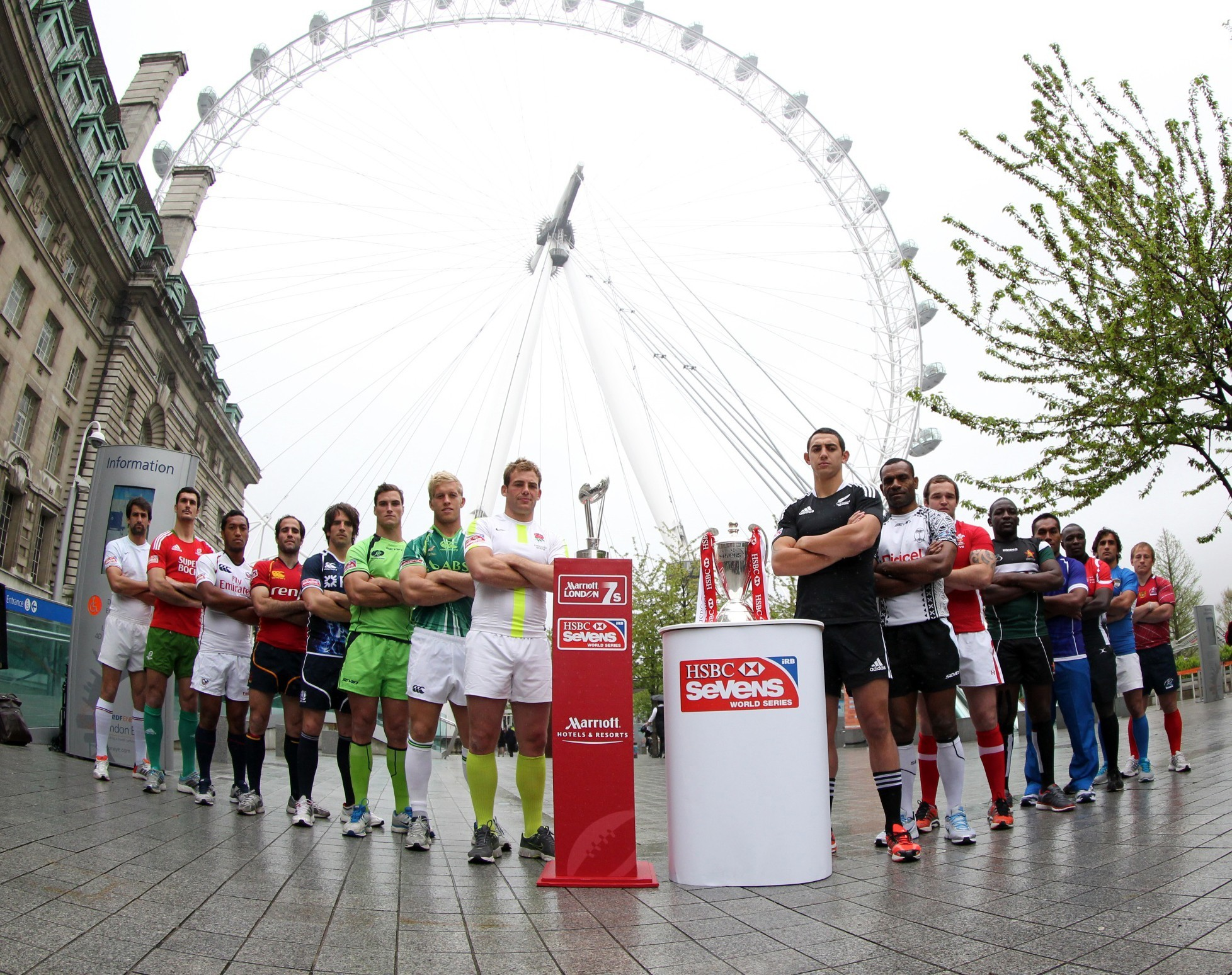 London Welcomes the World for Final Round of HSBC Sevens World Series