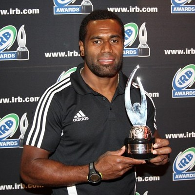 Tomasi Cama named IRB Sevens Player of the Year