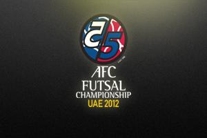 Results of AFC Futsal Championship 2012