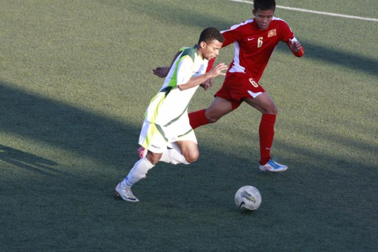 Training camp for U-22 Asian Cup Group B Qualifier Round begins