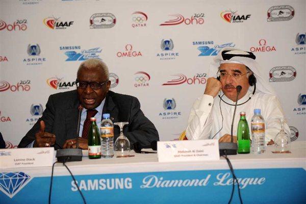 2012 Samsung Diamond League season launched in Doha