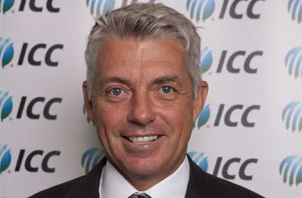 ICC Board proposes David Richardson for post of Chief Executive