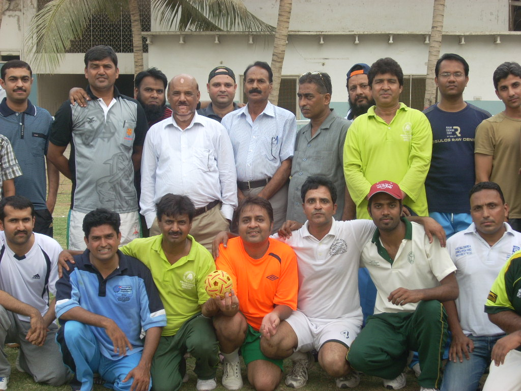 Sepaktakraw Coaching Camp, Inaugurated by Director Sports Sindh