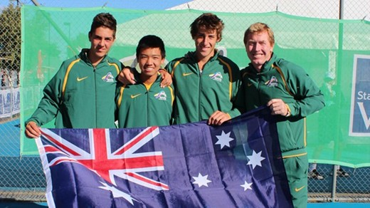 Qualifiers announced for Junior Team Competition Finals