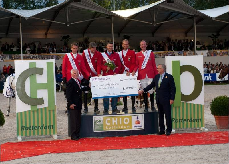 Pivotal Opening Round at LA BAULE as FEI Nations Cup™ 2012 paves way to London Olympic Games