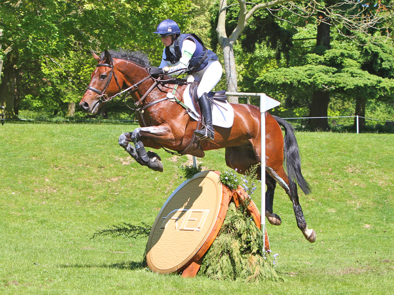 FEI Nations Cup™ Eventing: Great Britain scores on home ground