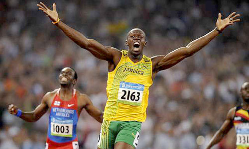 Strike the Usain Bolt Pose – IAAF and Usain Bolt launch exclusive online contest