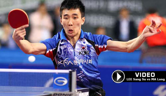 Korean Shocks Top Seed but Euphoria Short Lived