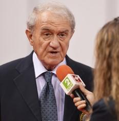 Italian National Day, FIG President Bruno Grandi Honoured