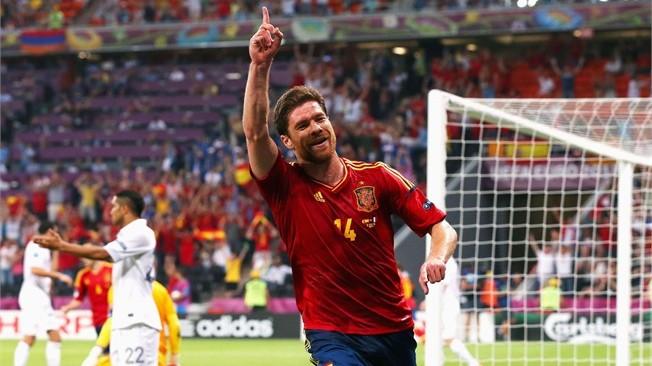 Alonso sends Spain into semis in Euro 2012