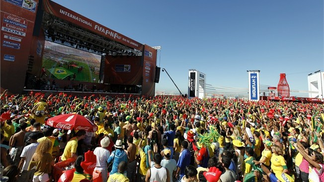 FIFA, TV Globo present public viewing guidelines