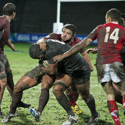Wales Shock New Zealand on Thrilling IRB Junior World Championships