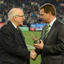 Paul Dobson Receives IRB Referee Award for Distinguished Service
