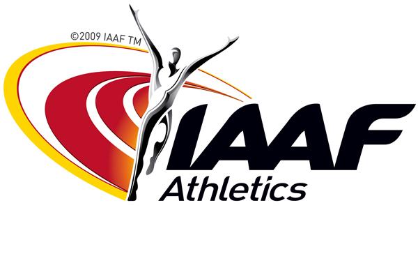 NASDAQ closing bell rung to mark the IAAF Centenary