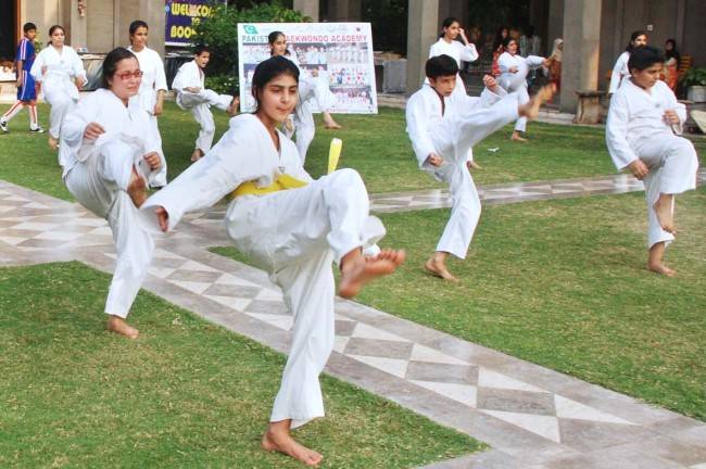 17th Sindh Karate Championships – Clean Swipe by Karachi team