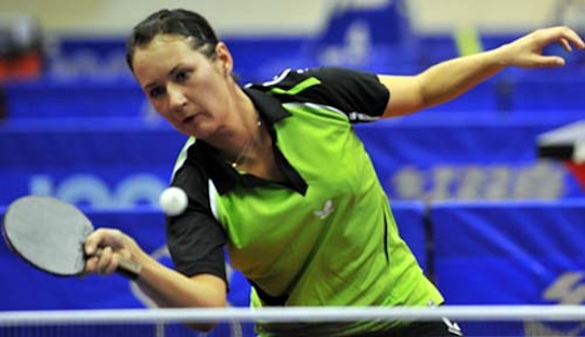 Croatian and Russian Early ITTF Euro-Africa Circuit Leaders
