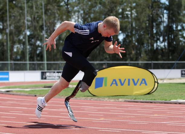 Aviva GB & NI Preparation Camp in New Zealand prior to IPC Athletics World Championships
