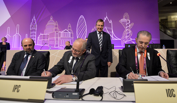 IOC and IPC Sign Co-operation Agreement
