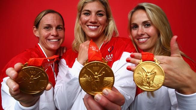 Women's elite dreaming of gold