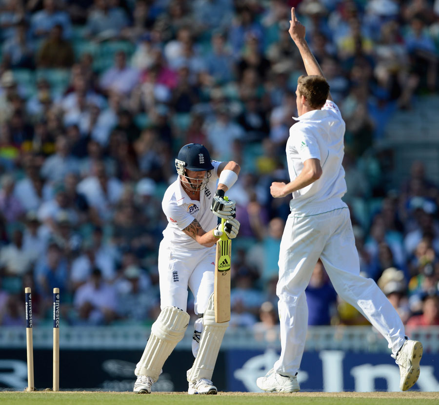 Africa surge after Amla's triple hundred