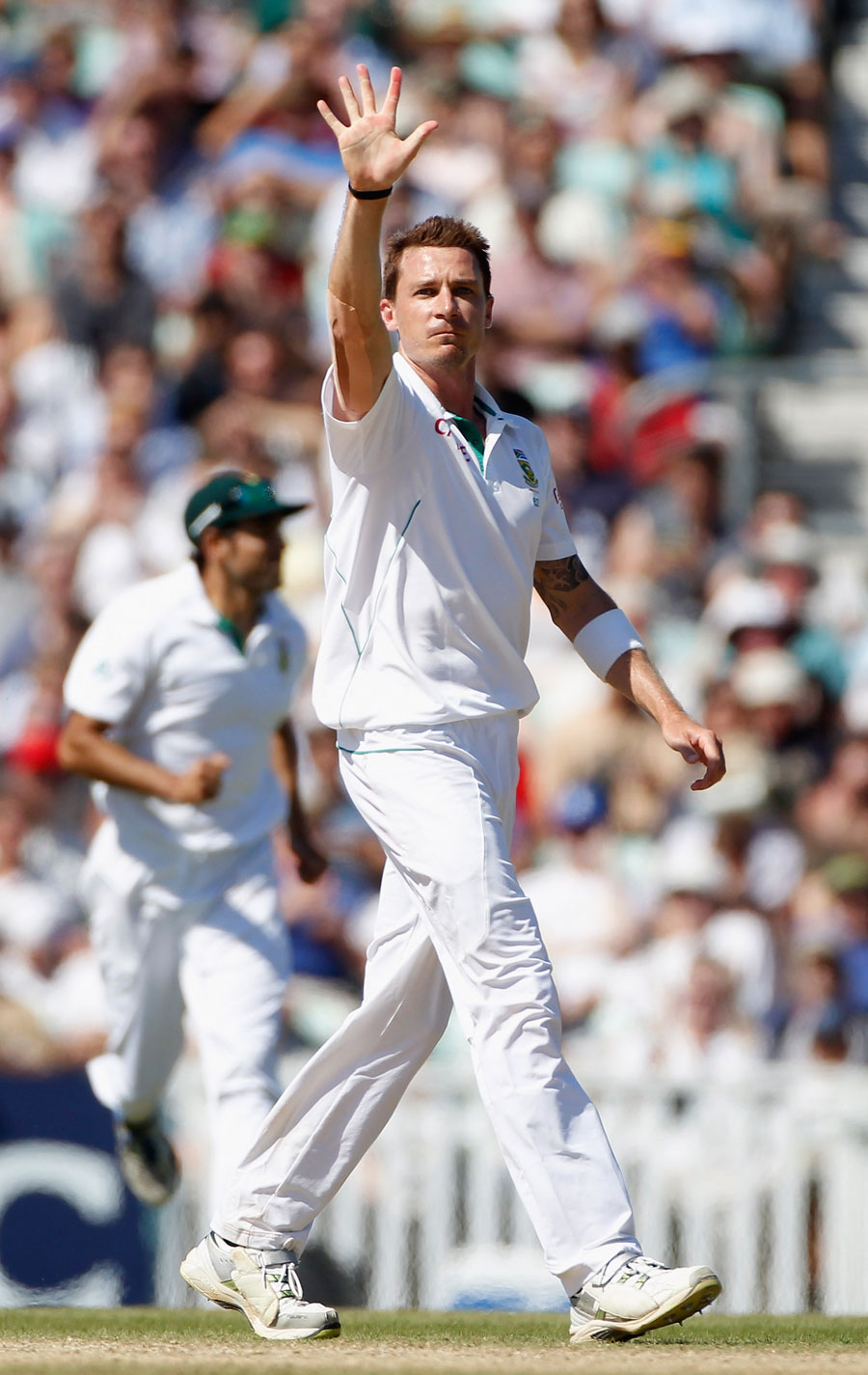 Steyn and Tahir complete innings victory