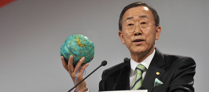 UN Secretary-General to visit London