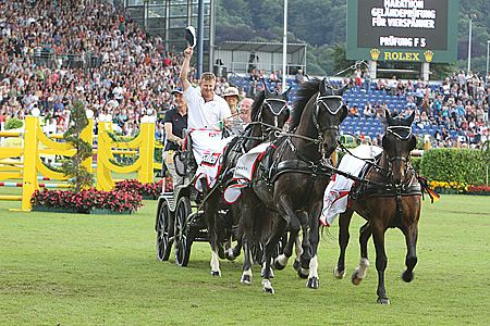 FEI World Cup™: FOUR-IN-A-ROW FOR EXELL